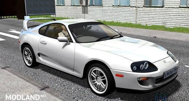 Toyota Supra RZ 1998 [1.5.9]